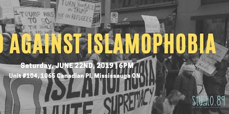 United Against Islamophobia tickets