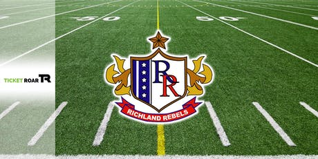 Richland vs San Angelo Central Varsity Football tickets