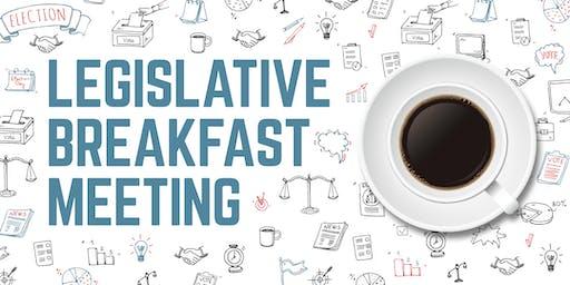 CBIA/Chamber of Commerce Windham Region Legislative Breakfast