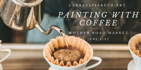 Painting with Coffee tickets