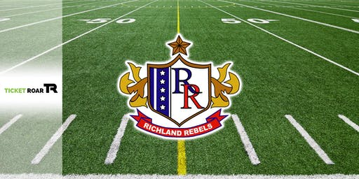 Richland vs Weatherford Varsity Football