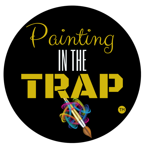 Painting in the trap - West Palm Beach