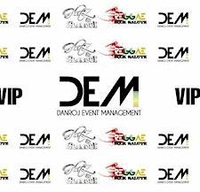 D.E.M Danroj Event Management D.E.M logo