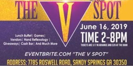 The V Spot: Father's Day and Juneteenth Celebration tickets