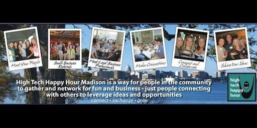 High Tech Happy Hour's 18th Anniversary Celebration