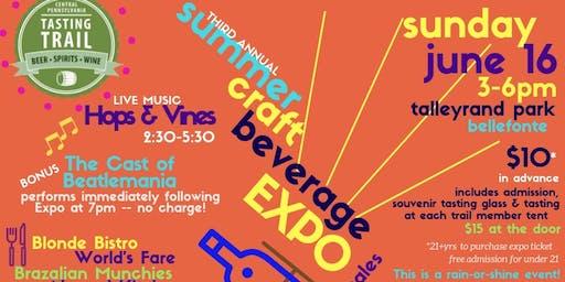 Summer Craft Beverage Expo