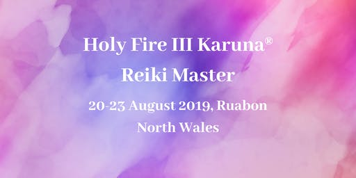Holy Fire III Karuna® Reiki Master Training