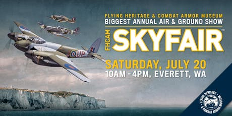 FHCAM SkyFair tickets