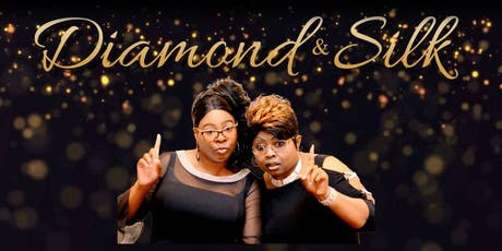 An Evening with Diamond & Silk (Del Mar Seacoast RWF) tickets