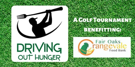 Driving Out Hunger Charity Golf Tournament to benefit the OV-FO Food Bank tickets