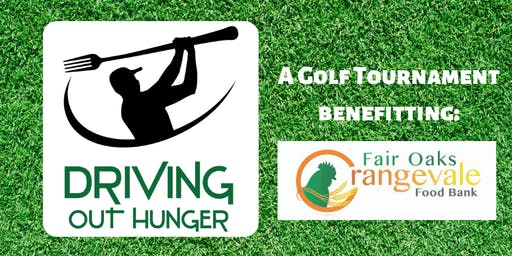 Driving Out Hunger Charity Golf Tournament to benefit the OV-FO Food Bank
