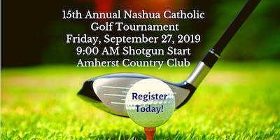 15th Annual Nashua Catholic Regional Junior High School Golf Tournament