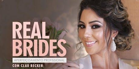 Real Brides - Noivas Reais por Clau Becker ingressos