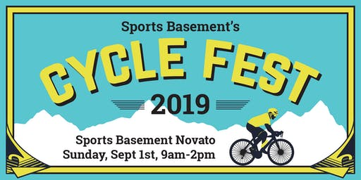Sports Basement's Cycle Fest 2019 - Novato