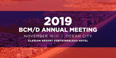 2019 Annual Meeting tickets