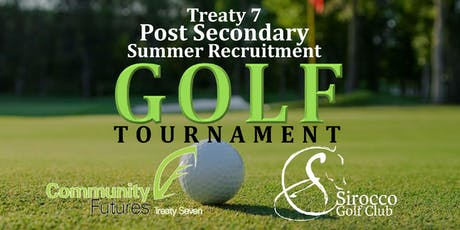 Treaty 7 Summer Recruitment Golf Tournament tickets