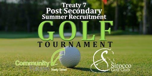 Treaty 7 Summer Recruitment Golf Tournament