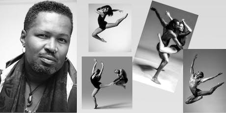 Master Class - Jazz with Reginald-Ray Savage tickets