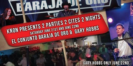 Gary Hobbs and El Conjunto Baraja De Oro tickets