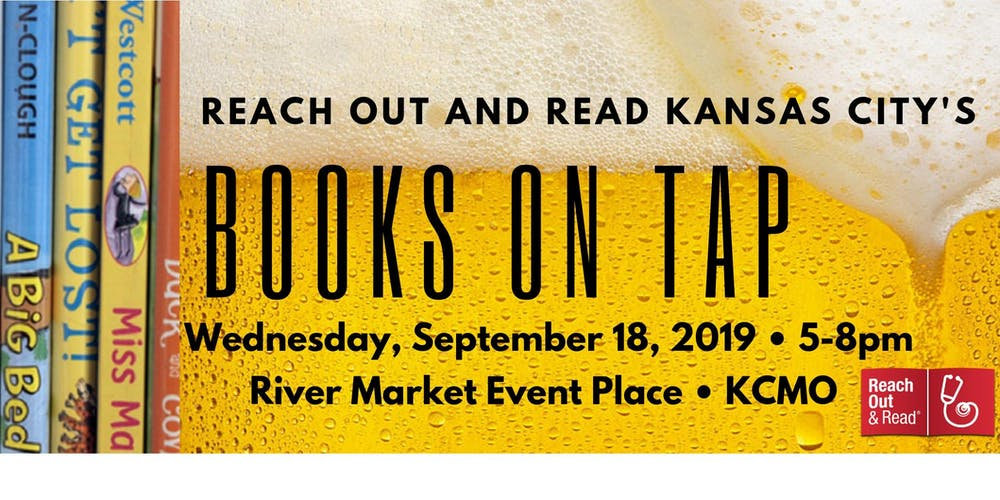 e8fa0d30 Books On Tap 2019 Tickets, Wed, Sep 18, 2019 at 5:00 PM | Eventbrite