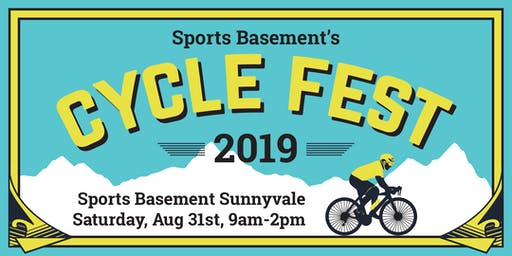 Sports Basement's Cycle Fest 2019 - Sunnyvale