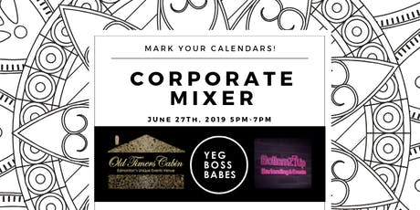 CORPORATE SUMMER MIXER AT OLD TIMER'S CABIN tickets