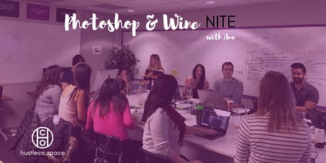 Photoshop & Wine Nite YYC tickets