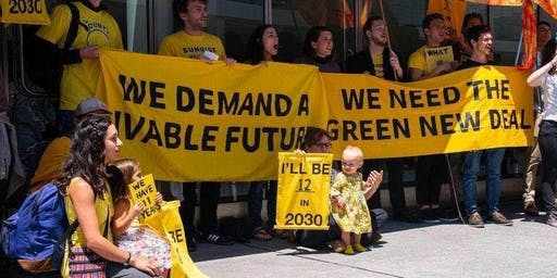 Climate Action: Family Get-Together in the Park