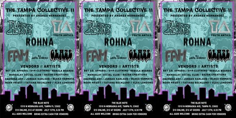 The Tampa Collective II tickets