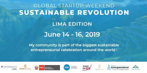 Techstars Startup Weekend Sustainable Revolution