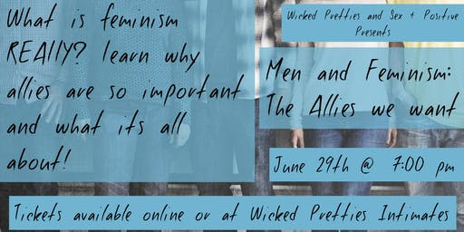 Men and Feminism: The Allies We Want