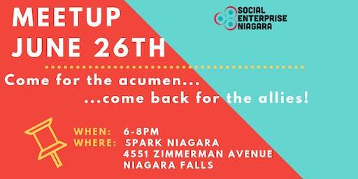 Social Enterprise and Changemakers Meetup - June 2019