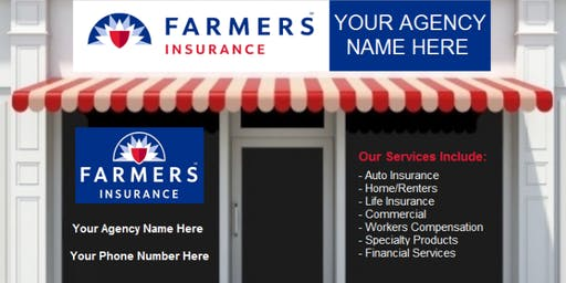 "Farmers Insurance ""Something to Chew On"" Informational Dinner"