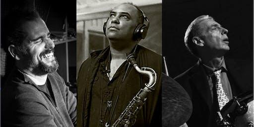 The Rob Dixon Trio w/ Mike Clark & Charlie Hunter