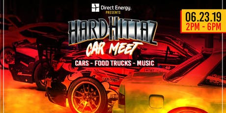 HardHittaz Car Meet, Concert & Food Truck Festival tickets