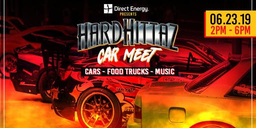 HardHittaz Car Meet, Concert & Food Truck Festival