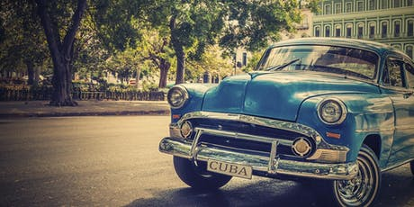 A Lo Cubano: Food & Stories of Cuba tickets