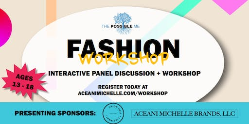 The Possible Me: Fashion Workshop