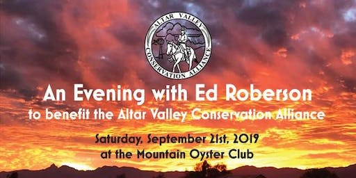 An Evening with Ed Roberson (of the Mountain and Prairie Podcast)