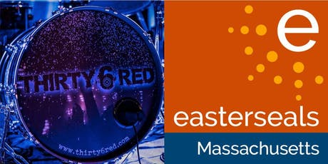 Thirty 6 Red to benefit Easterseals Massachusetts tickets