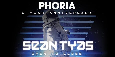 Lost in Trance: Sean Tyas (Phoria 5 Year) tickets