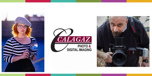 Photographic Portraiture - Hands-on Workshop