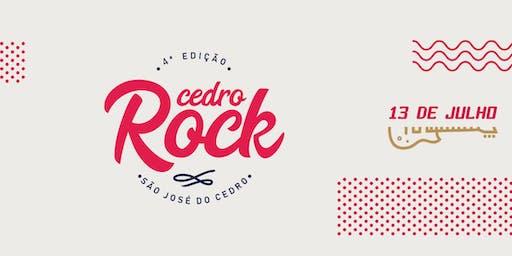 4° Cedro Rock
