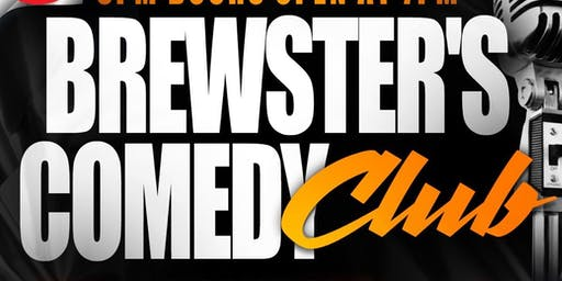 Brewsters Comedy Show