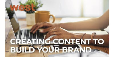 Creating Content To Build Your Brand