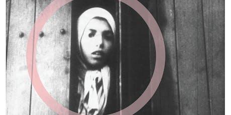 Commémoration du génocide des Roms et des Sintis billets