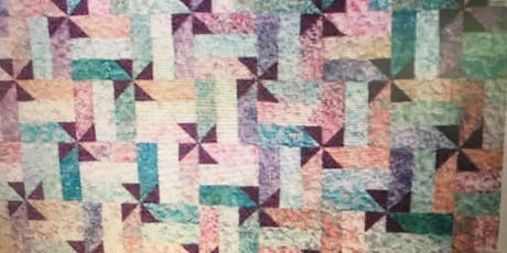 Quilting Workshop- Evening Classes tickets