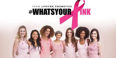 #Whats Your Pink **1 MILLION TUBES // 1 MILLION LIVES**