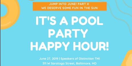 Jump into June TMI Event! Part II tickets