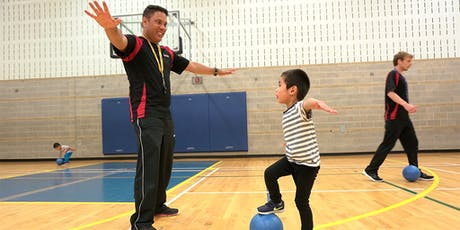 Essai gratuit Sportball à Westmount billets